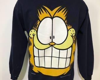 Vintage 1978 Garfield Sweatshirt S