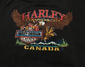 Harley Davidson Canada Shirt from Niagara Falls