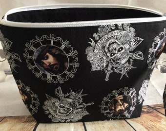Shiver me Timbers Med bag with strap