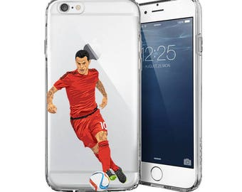 Sebastian Giovinco iPhone case - Samsung Cases High Quality Football phone cases - Transparent phone case - Clear phone case