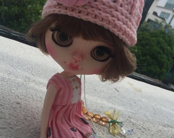 "Twin star""Cutie ""come bring me home:) Blythe custom doll"