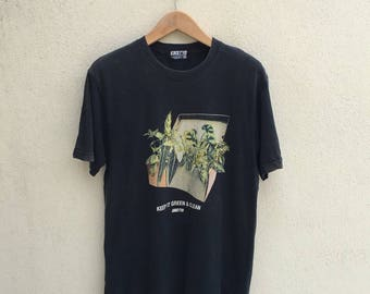 Kiks Tyo Keep It Green Tshirt Japan Streetwear