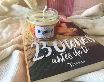 Candle Harriet 148 ml 5 oz - 23 autumn before you