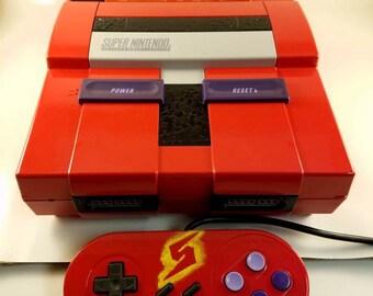 Super Metroid Inspired SNES
