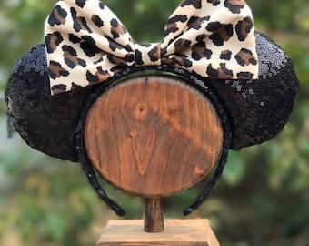 Animal Kingdom inspired  Mickey Ears