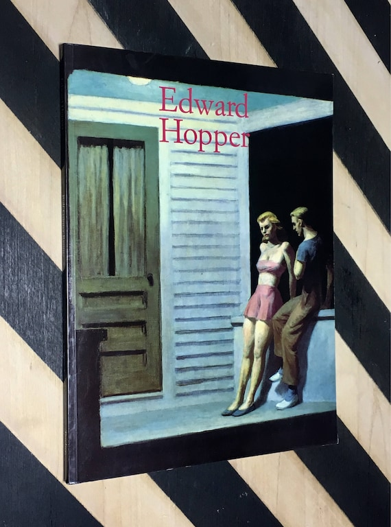 Edward Hopper 1882-1967: Transformation of the Real by Rolf Günter Renner; English Translation by Michael Hulse (1990) softcover book