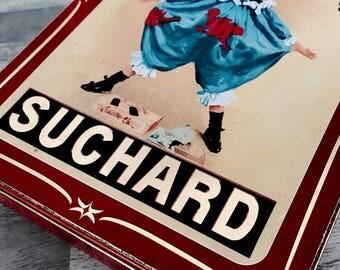 Suchard. Chocolate...