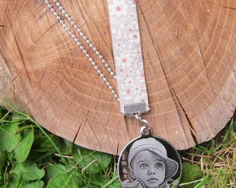 Long necklace to customize