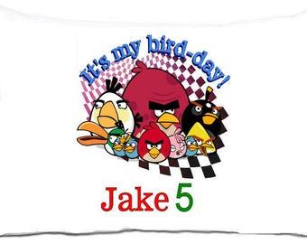Angry Birds standard pillowcase