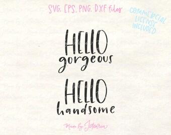 Hello svg, baby Svg, goregous svg, handsome svg, new baby svg, newborn svg, baby shower svg, onesie svg, baby shirt svg, baby onesie svg