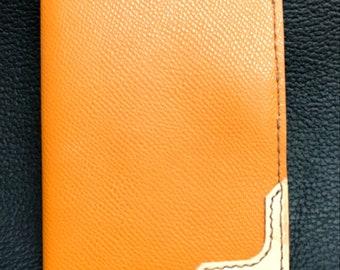 Leather Passport Wallet / Passport Case / Passport Holder