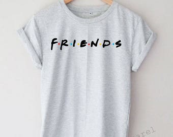 Friend Shirt Funny Cool Word Text Tumblr Hipster T-shirt Unisex S,M,L,XL Size