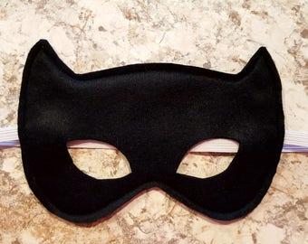 12 Pack - Catwoman Kids Felt Masks