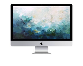 INSTANT DOWNLOAD- Abstract Art Desktop background wallpaper, Abstract background, Abstract Art, Painting download, Screensaver Background