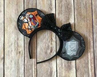 This Is Halloween Mouse Ears