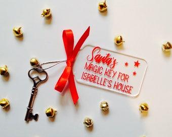 Santa's Magic Key, Metal Key