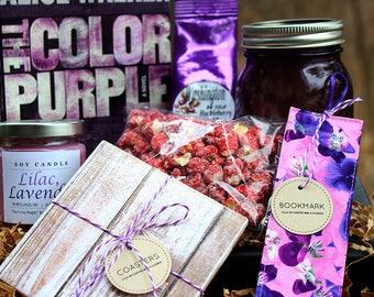 the color purple book box - The Color Purple Book