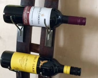 Handmade Wine Rack - Made to Order! Gorgeous!!