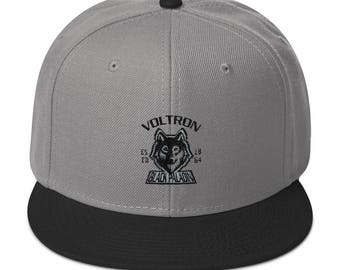voltron shiro Snapback Hat