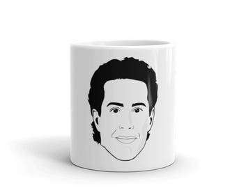 Jerry Seinfeld Coffee Mug