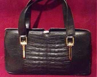1950s Ladies Vintage Handbag / Purse