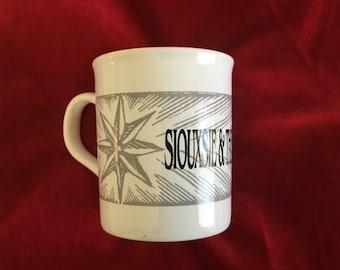 Vintage Siouxsie And The Banshees mug. *RARE*