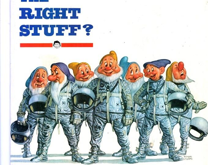 MAD Magazine #247 June 1984 The Right Stuff Seven Dwarfs Issue
