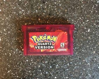 Pokemon – Quartz [Download] - allpokemonroms.com