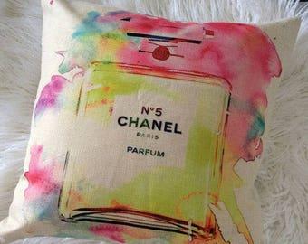Dream art Chanel inspired pillow