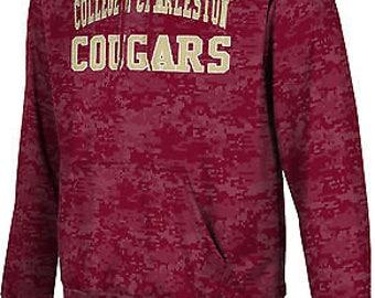 ProSphere Men's College of Charleston Digital Pullover Hoodie (COFC)