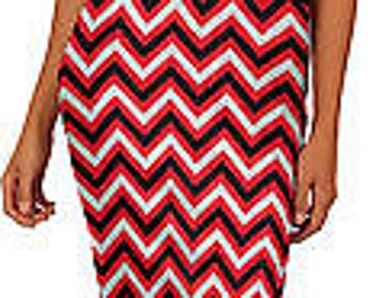 ProSphere Women's Northeastern University Chevron Dress (N)