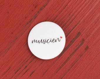 Wedding musician badge