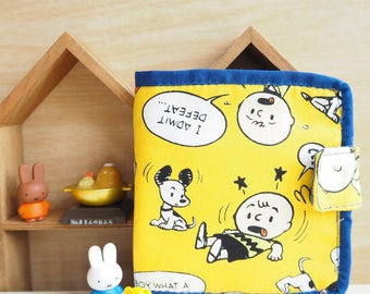 Snoopy small fabric  wallet