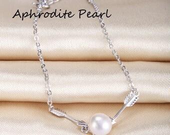solid sterling silver bracelet setting, bracelet mounting, bracelet blank without pearl, jewelry DIY,gift DIY