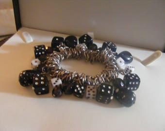 Lovely Dice Bracelet