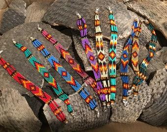Navajo Beaded Friendship Bracelet