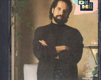 Dan Hill - 1987 - Self Titled Album - VG+