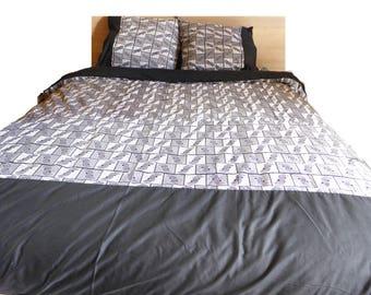 + 2 pillowcases WANDA duvet cover set