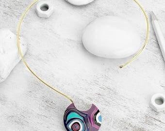 BiggDesignMavi Su Necklace