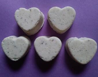 Coconut, Chamomile, Holy Basil Bath Truffles