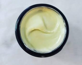 Organic Hemp Seed Oil Face Cream / Face Moisturizer / Organic / Natural Face Moisturizer / Hydration / Antioxidant / Soothing Face Cream
