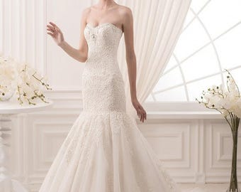 Wedding dress ''Macy'' from NYC Bride, made in Europe