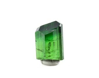 5.7ct Bright Green Tourmaline from Commander Mine, Nadonjukin, Tanzania 01