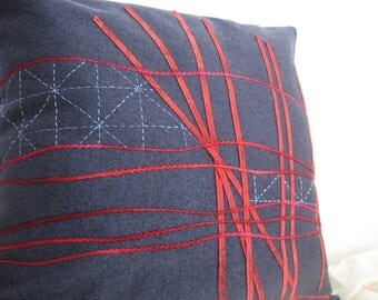 FREQUENCY Series - 003 Pillow Cover