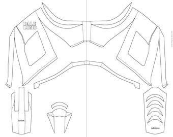 Wolverine claws pdf template mortal kombat subzero saibot mask pdf template pronofoot35fo Choice Image
