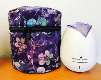Essential Oil Diffuser Bag - Floral Watercolor