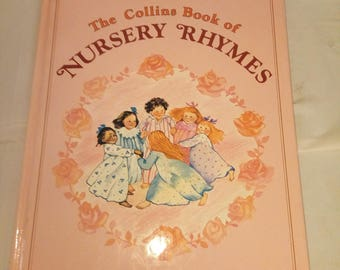 1981 The Collins Book Of Nursery Rhymes