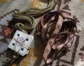 Custom card woven belts for Lisa