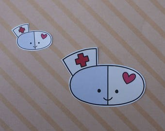 Medication Sticker