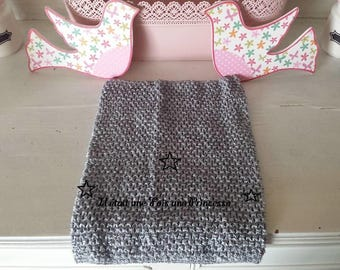 Bustier top crochet, tutu, 7/10 years
